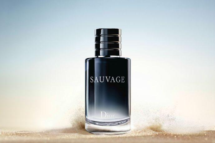 Новый аромат Dior Sauvage