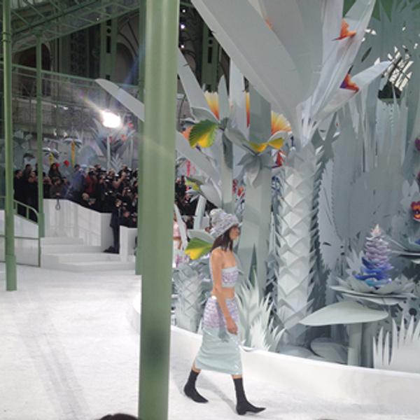 От первого лица: Неделя моды Haute Couture глазами редактора ELLE | галерея [6] фото [1]