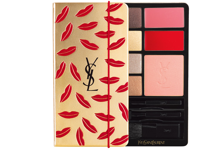 Multi Usage Palette Christmas 2015 Kiss & Love Edition от Yves Saint Laurent