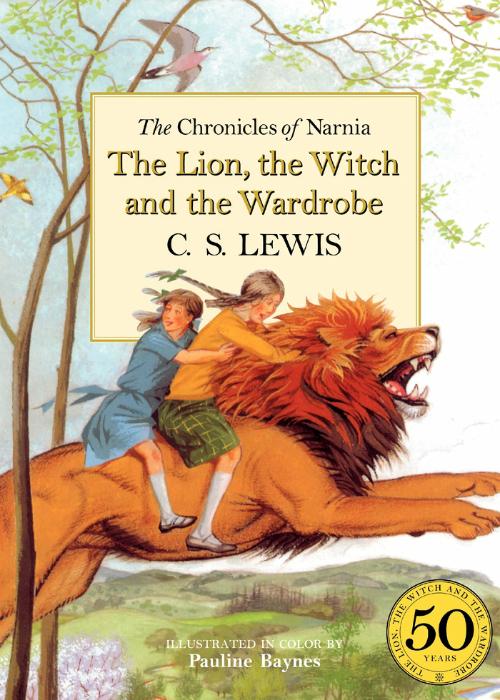 Клайв Льюис, «Лев, колдунья и платяной шкаф» (1950) — 85 млн.