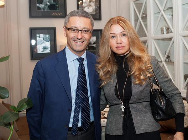 Елена Шленкина, Джовани дель Векьо (Molteni)