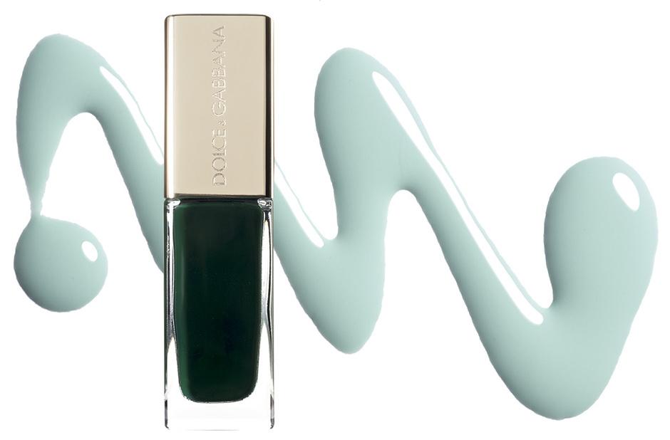 Лаки для ногтей Intense Nail Lacquer, 178, Dolce & Gabbana, и Lagon Tropical, Jean d'Estrées