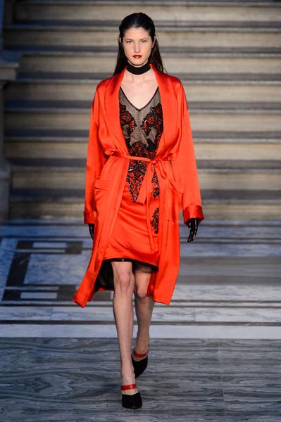 Неделя моды в Лондоне: 21 февраля | галерея [2] фото [14]