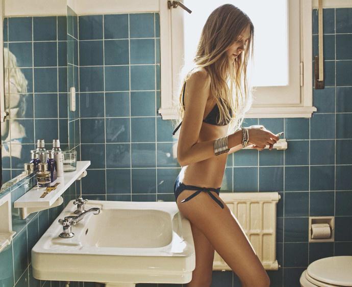 8 вещей, которые красивые девушки делают до завтрака