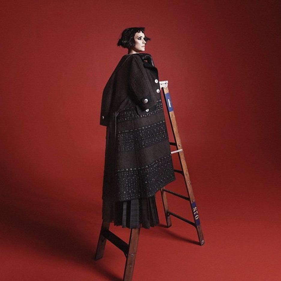 Вайнона Райдер в рекламе Marc Jacobs
