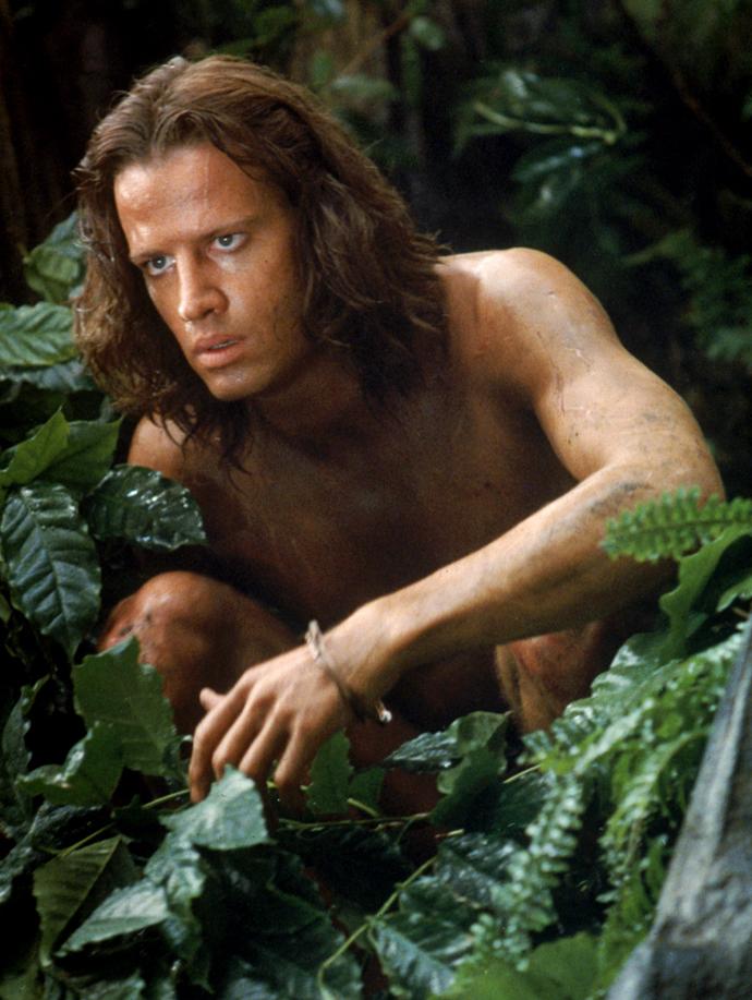 Кристоф Ламберт «Грейстоук: Легенда о Тарзане, повелителе обезьян»