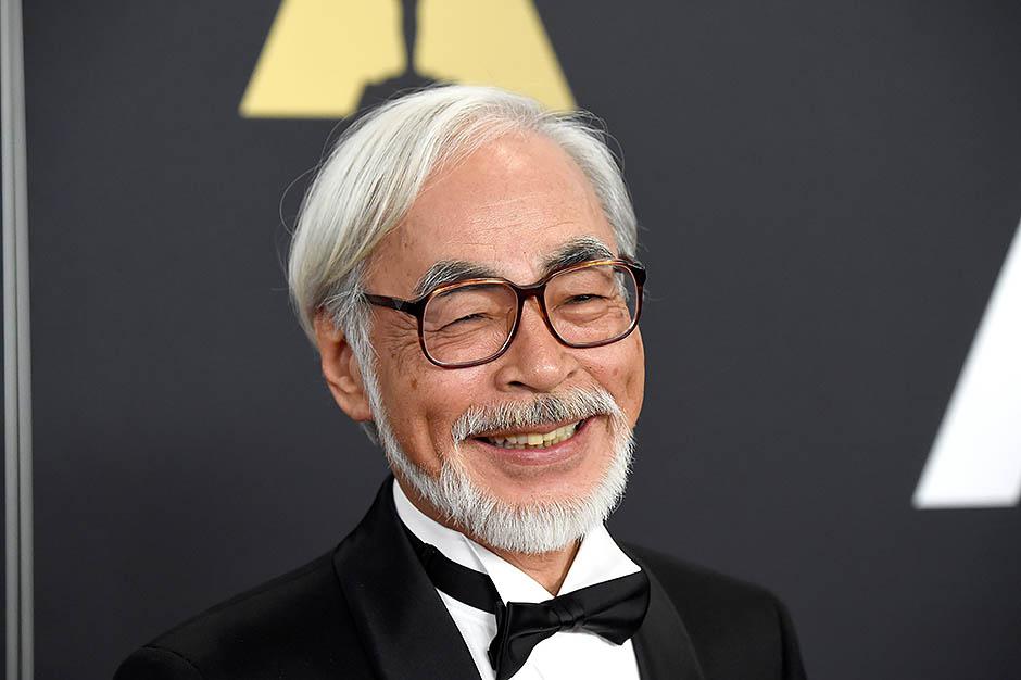 Хаяо Миядзаки вернется к созданию мультфильмов