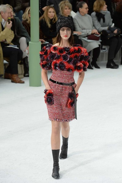 Показ Chanel Haute Couture | галерея [1] фото [11]