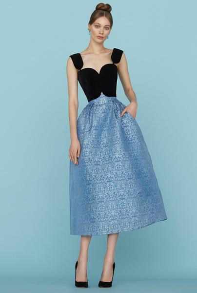 Ульяна Сергеенко представила новую коллекцию на Неделе высокой моды в Париже | галерея [1] фото [18]