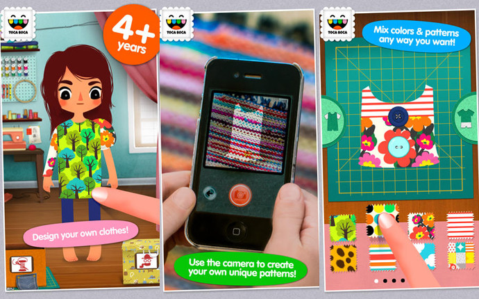 детские приложения на телефон
