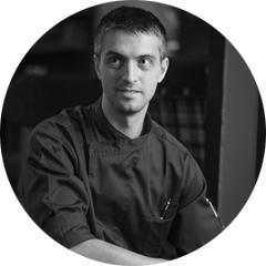Александр Кубриков, шеф-повар ресторана «Как Есть»
