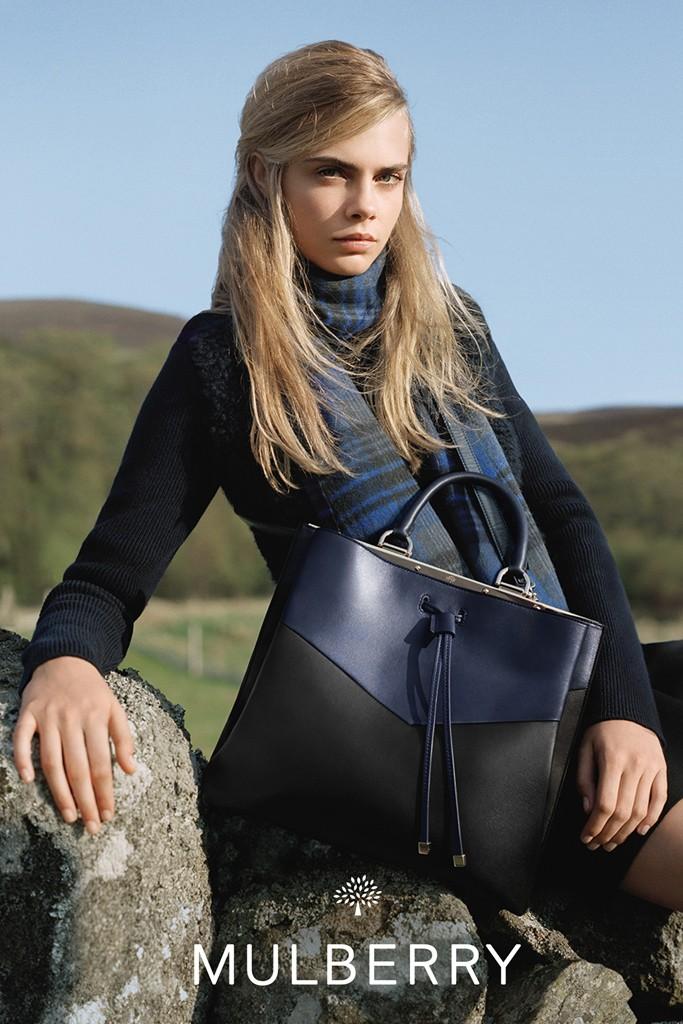 Модные сумки от Mulberry