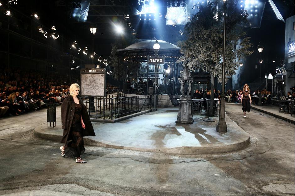 Chanel покажет новую коллекцию Métiers d'Art в Париже