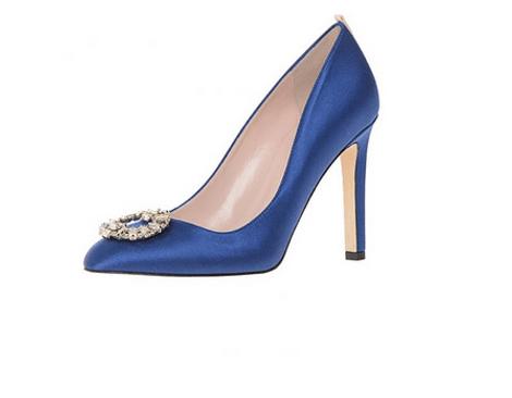 Сара Джессика Паркер создала коллекцию свадебной обуви | галерея [1] фото [5]