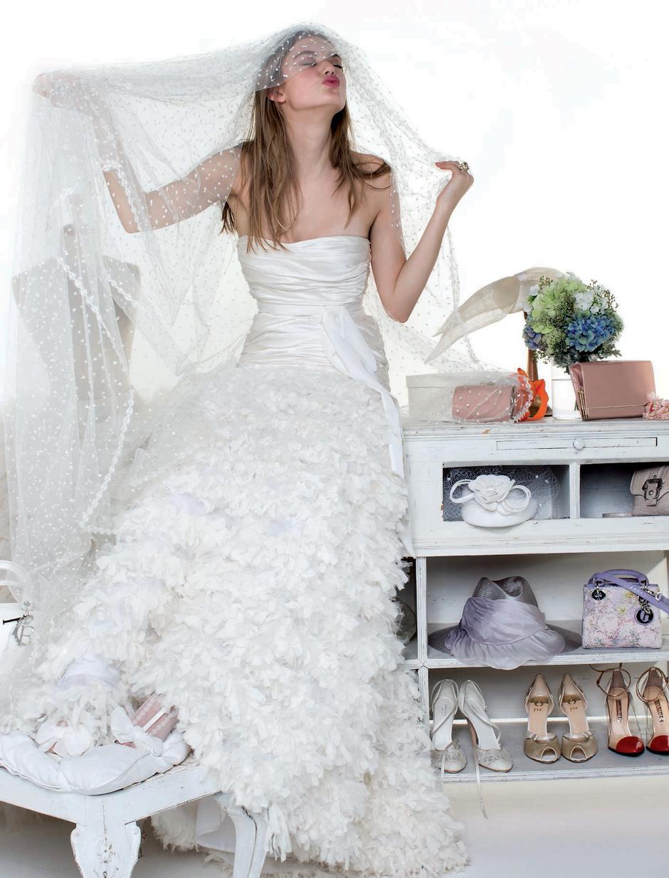 на свадебном платье не стоит экономить