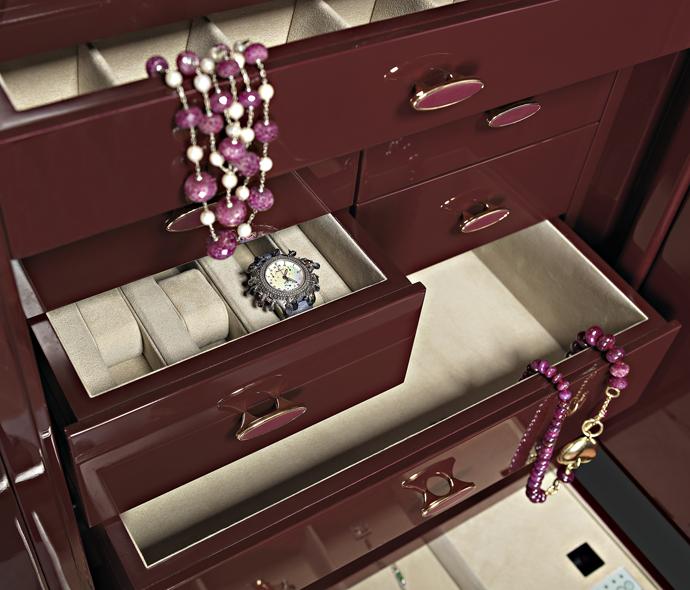 Agresti, сейфы, дизайн, системы хранения