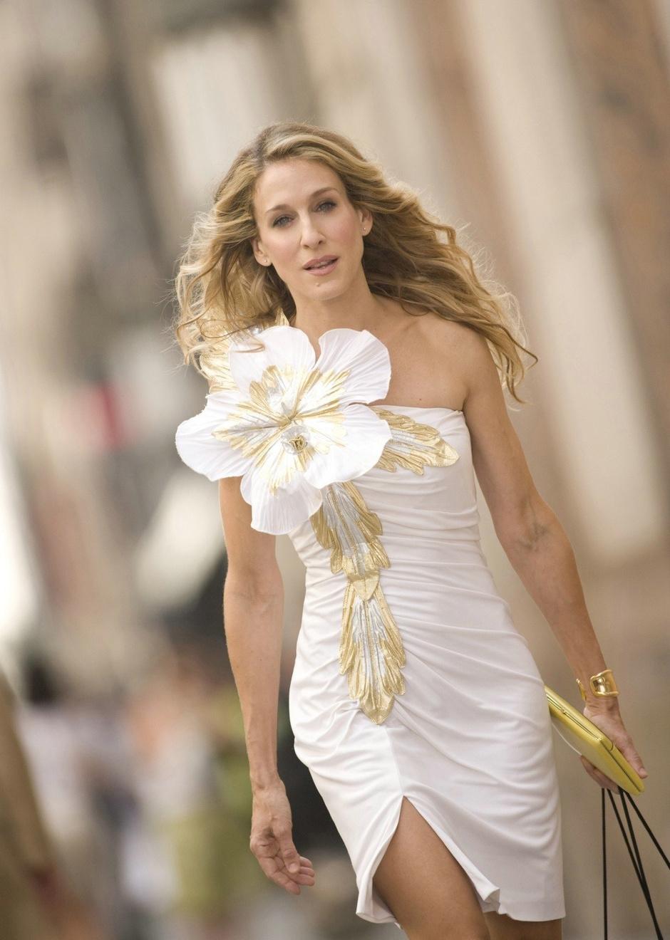 50 модных образов Керри Брэдшоу