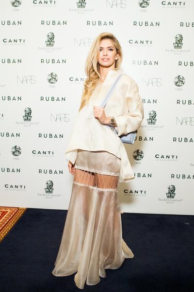 Показ осенне-зимней коллекции Ruban на Mercedes-Benz Fashion Week RussiaПоказ осенне-зимней коллекции Ruban на Mercedes-Benz Fashion Week Russia | галерея [1] фото [3]