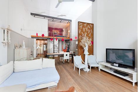 Топ-10: дизайнерские квартиры в Милане | галерея [4] фото [6]