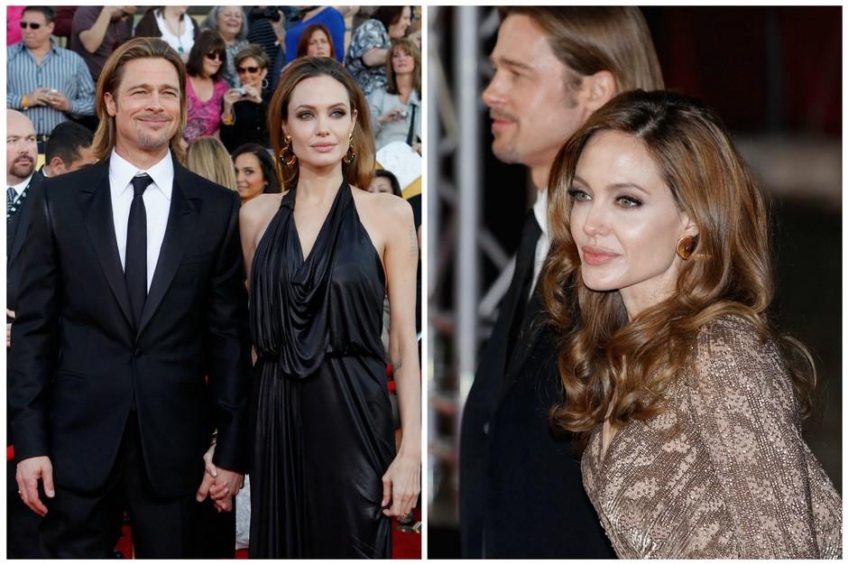 Анджелина Джоли ревнует мужа к Дженнифер Энистон
