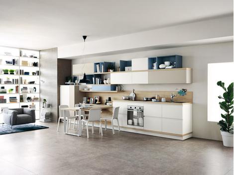 Кухня Foodshelf – новый проект дизайнера Ора Ито для Scavolini | галерея [1] фото [7]