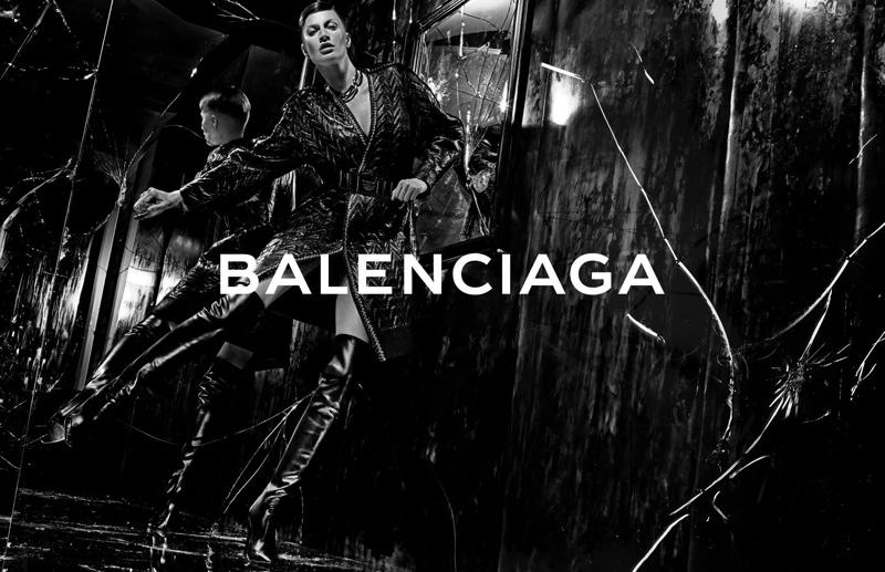 Новая коллекция Balenciaga