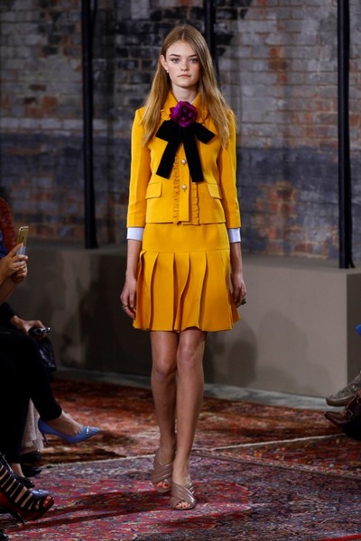 Дом Gucci представил новую круизную коллекцию 2016 | галерея [2] фото [59]