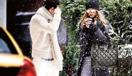 Michael Kors Осенне-зимняя рекламная кампания 2010 года