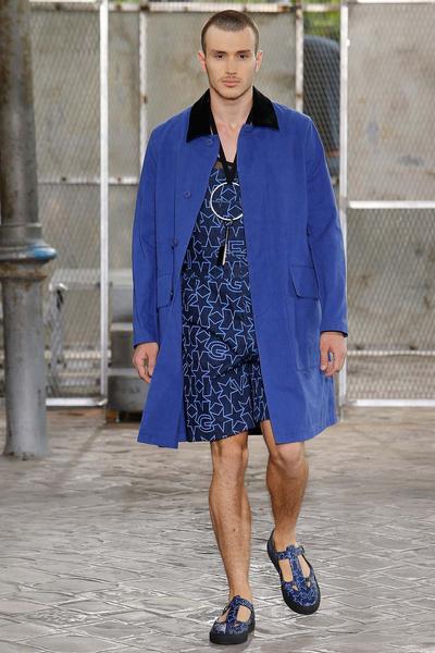 Неделя мужской моды в Париже: лучшие показы | галерея [4] фото [25]
