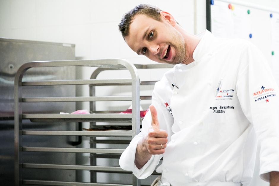 Сергей Березуцкий, шеф-повар «Как Есть»