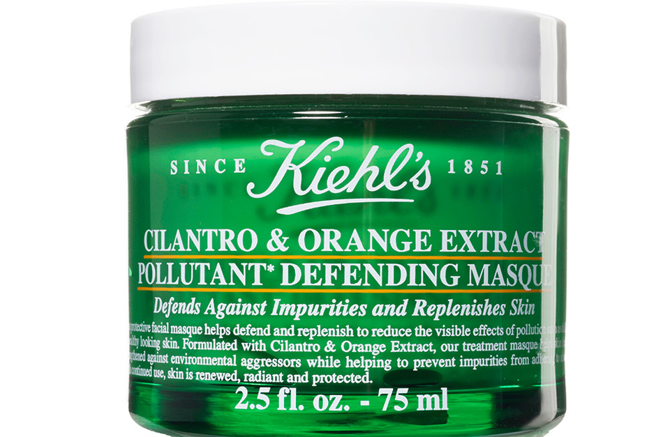 Маска для лица Cilantro & Orange Extract Pollutant Defending, Kiehl's