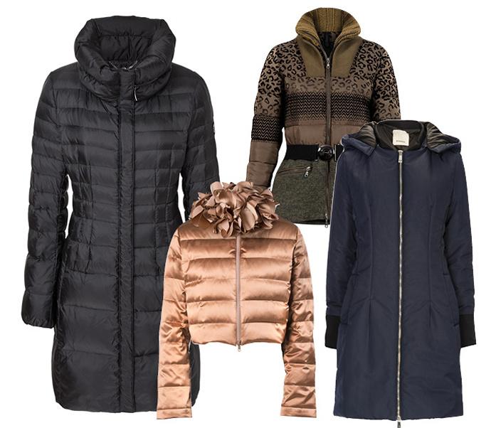 Дутые куртки из коллекции осень-зима 2015/16