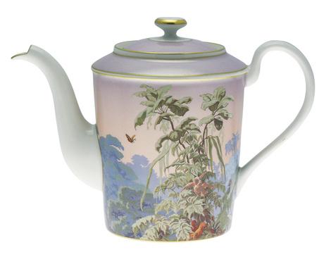 Фарфоровый чайник Le Bresil, Haviland, «Дом Фарфора», галерея Charles.Cameron