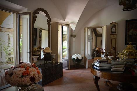 Дома звезд: вилла Стинга в Тоскане | галерея [1] фото [16]