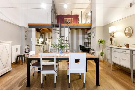 Топ-10: дизайнерские квартиры в Милане | галерея [4] фото [5]