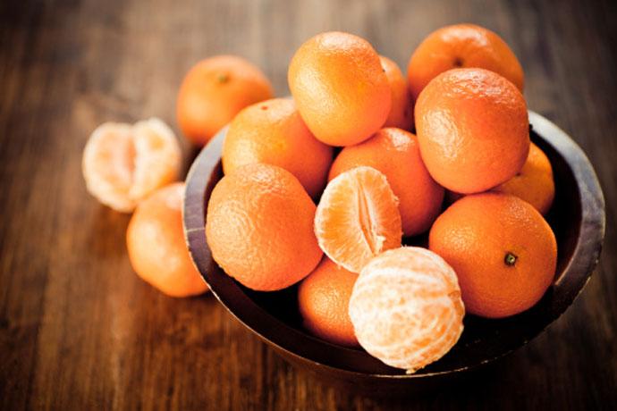 Полезные факты о мандаринах