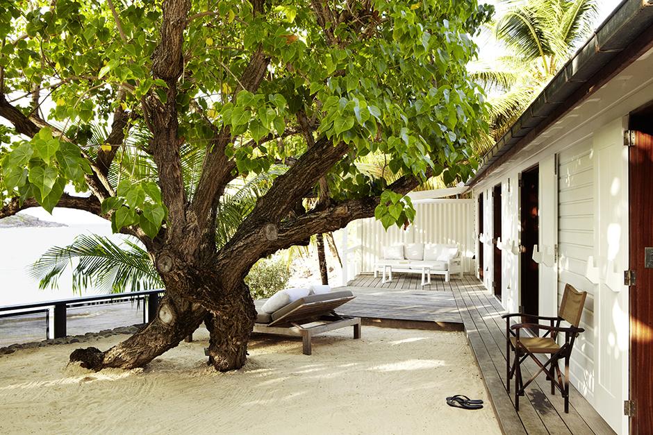 Пляжный дом Кристиана Лиэгра