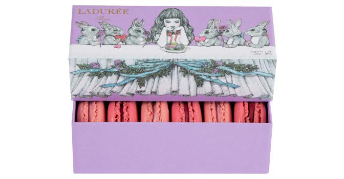 Пасхальная коллекция Laduree