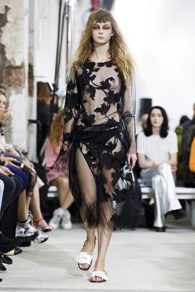 Неделя моды в Лондоне: день пятый | галерея [2] фото [10]
