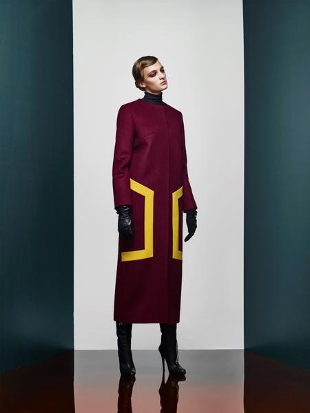 Хозяйка Медной горы: новая pre-fall коллекция A LA RUSSE Anastasia Romantsova | галерея [2] фото [28]