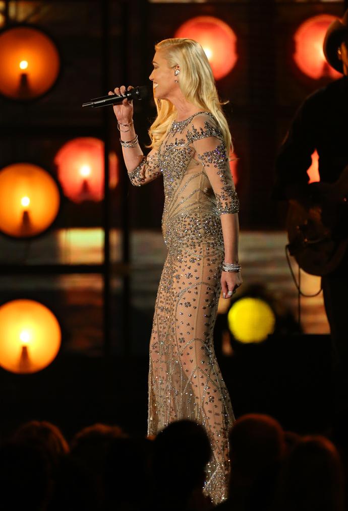 Гвен Стефани на Billboard Music Awards