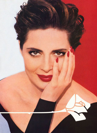 Lancôme возобновил сотрудничество с Изабеллой Росселлини