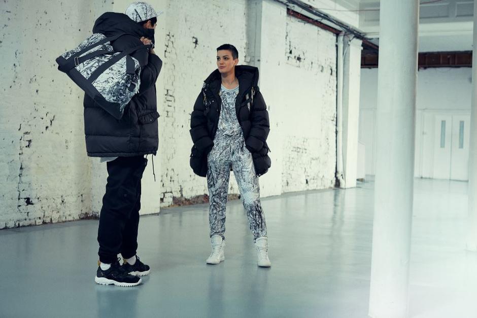 Adidas Originals представил вторую коллекцию уличной одежды Blue Street Survivors