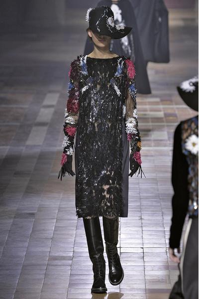 Показ Lanvin на неделе моды в Париже | галерея [1] фото [29]
