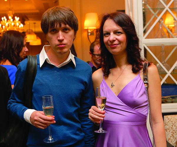 Дмитрий Логинов (дизайнер), Екатерина Вагнер (Elle Decoration)