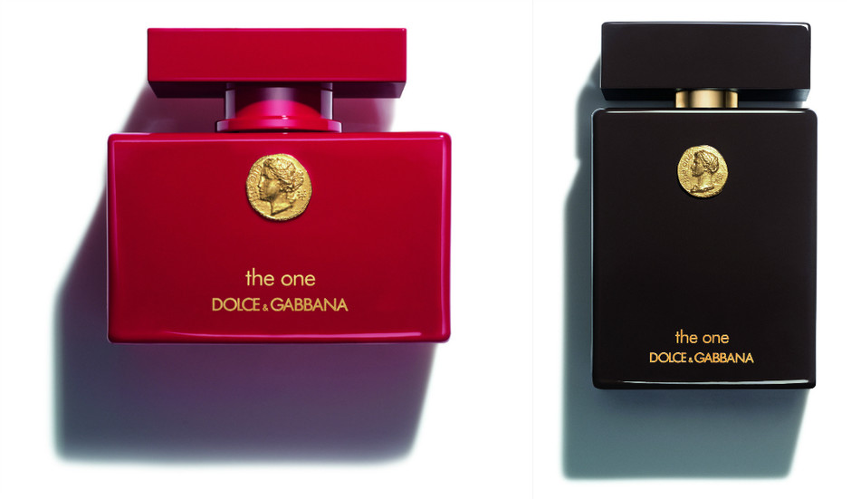 Коллекционный выпуск ароматов The One и The One for Men Collector's Edition от Dolce&Gabbana