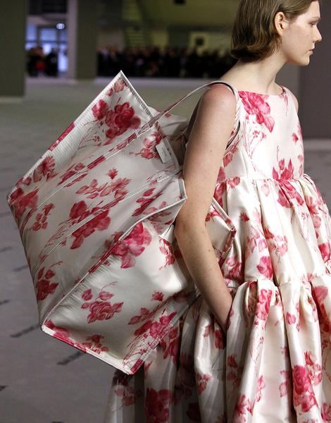 Итоги Недель моды: лучшие сумки | галерея [8] фото [1]