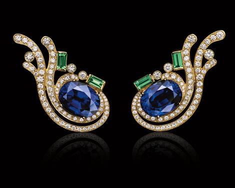 Tiffany & Co. представил новую коллекцию Высокого ювелирного искусства Blue Book | галерея [1] фото [4]