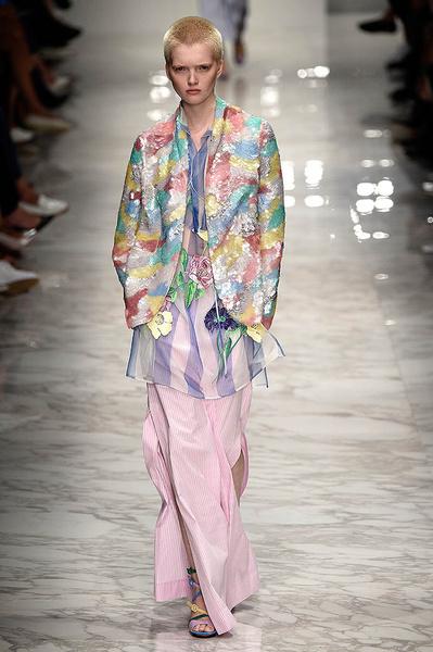 Неделя моды в Милане: день третий   галерея [1] фото [14]