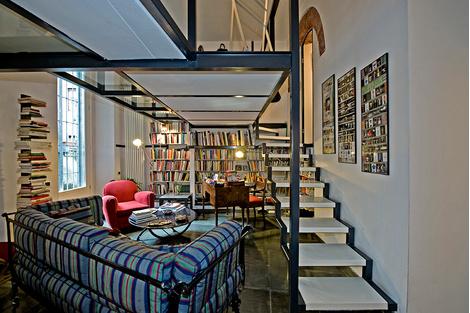 Топ-10: дизайнерские квартиры в Милане | галерея [7] фото [11]